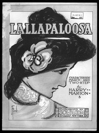 Lallapaloosa [sheet music]