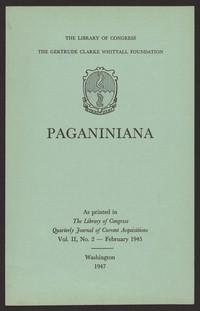 Paganiniana [print]