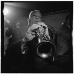 [Portrait of Sidney Bechet, Freddie Moore, Lloyd Phillips, and Bob Wilber, Jimmy Ryan's (Club), New York, N.Y., ca. June 1947]