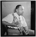 [Portrait of Benny Carter, Apollo Theatre, New York, N.Y., ca. Oct. 1946] [graphic]