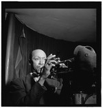 [Portrait of Bill Coleman, Café Society (Downtown), New York, N.Y., between 1946 and 1948] [graphic]