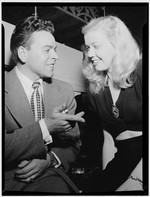 [Portrait of Doris Day and Les Brown, Aquarium, New York, N.Y., ca. July 1946] [graphic]