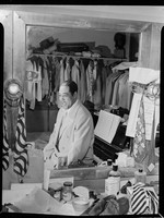 [Portrait of Duke Ellington, Paramount Theater, New York, N.Y., ca. Sept. 1946]