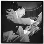 [Portrait of Duke Ellington, Aquarium, New York, N.Y., between 1946 and 1948] [graphic]