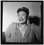 [Portrait of Ella Fitzgerald, New York, N.Y., ca. Nov. 1946] [graphic]