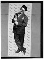 [Portrait of Dizzy Gillespie, New York, N.Y., ca. May 1947] [graphic]
