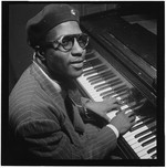 [Portrait of Thelonious Monk, Minton's Playhouse, New York, N.Y., ca. Sept. 1947] [graphic]