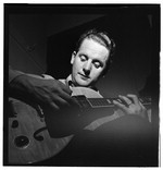 [Portrait of Les Paul, New York, N.Y.(?), ca. Jan. 1947] [graphic]