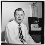 [Portrait of Claude Thornhill, ca. Mar. 1947] [graphic]