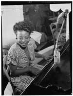 [Portrait of Mary Lou Williams, New York, N.Y., ca. 1946] [graphic]