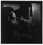[Portrait of Sidney Bechet, Jimmy Ryan's (Club), New York, N.Y., ca. June 1947] [graphic]