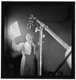 [Portrait of Cab Calloway, Columbia studio, New York, N.Y., ca. Mar. 1947] [graphic]