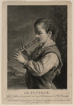 Le Fluteur (The Flutist) [artwork]
