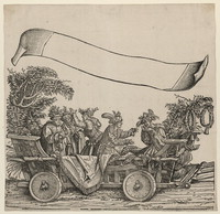 Natural Fools, from the Triumphal Procession of Emperor Maximilian of Austria [artwork]