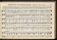Sounds of the singing school
