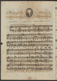 Hail Columbia, the favorite new federal song [sheet music]