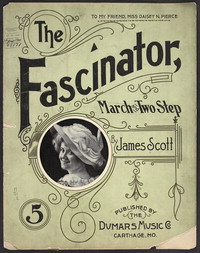 The Fascinator [sheet music]