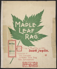Maple Leaf Rag [Sheet music]