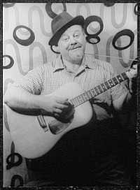 Burl Ives Collection, 1940-1960 [collection]