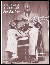 """Now What a Time"": Blues, Gospel, and the Fort Valley Music Festivals, 1938-1943 [web presentation]"