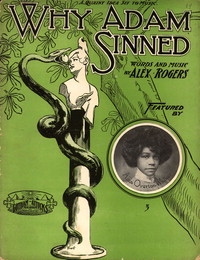 African-American Sheet Music, 1850-1920: Selected from the Collections of Brown University [web presentation]