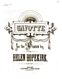 Helen Hopekirk Collection [collection]