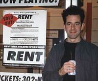 Jonathan Larson Papers, 1978-1996 [collection]