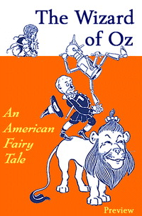 The Wizard of Oz: On Stage and Film Exhibit [web presentation]