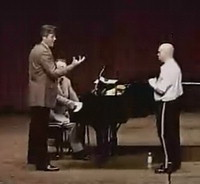 Master class with Thomas Hampson and Sgt Kenneth G. Maxwell, tenor vocalist, May 30, 2006 [videorecording]