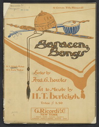 Saracen songs [sheet music]