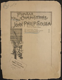 The Occidental March [sheet music]