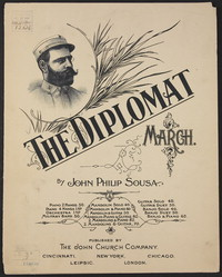 The Diplomat March [sheet music]