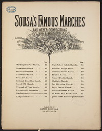 The Coquette [sheet music]