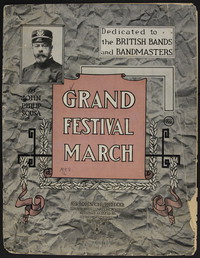 Grand Festival March [sheet music]