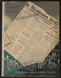 Washington Post [sheet music]