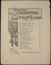 Mother Hubbard March [sheet music]