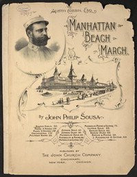 Manhattan Beach [sheet music]