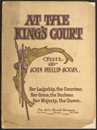 At the King's Court [suite] [sheet music]