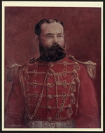 Painting of Sousa by Capolino [photograph]