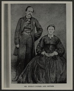Antonio and Elizabeth Sousa, (parents) [photograph]