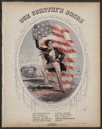 The star spangled banner! [sheet music]