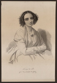 Image: Fanny Mendelssohn Hensel