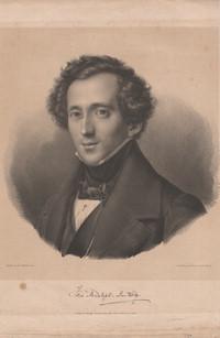 Mendelssohn, engraved portrait [print]