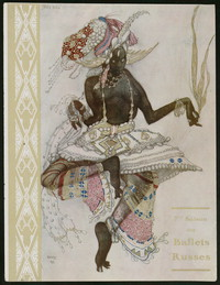 7me Saison des Ballets Russes [concert program].