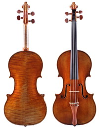 "Image: ""Betts"" Violin"
