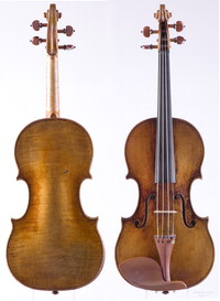 "Image: ""Brookings"" violin"