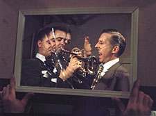 Image of Stan Kenton and Buddy Childers