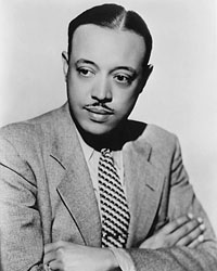 William Grant Still, half-length portrait, facing front, with arms folded. New York World-Telegram & Sun Collection, Prints and Photographs Division.