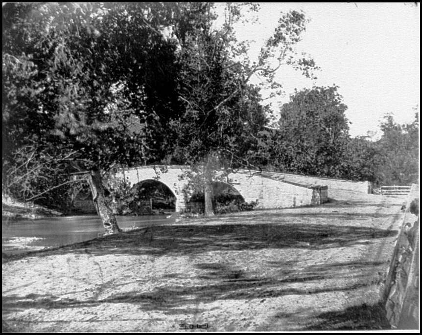 [Antietam, Md. Burnside's bridge]