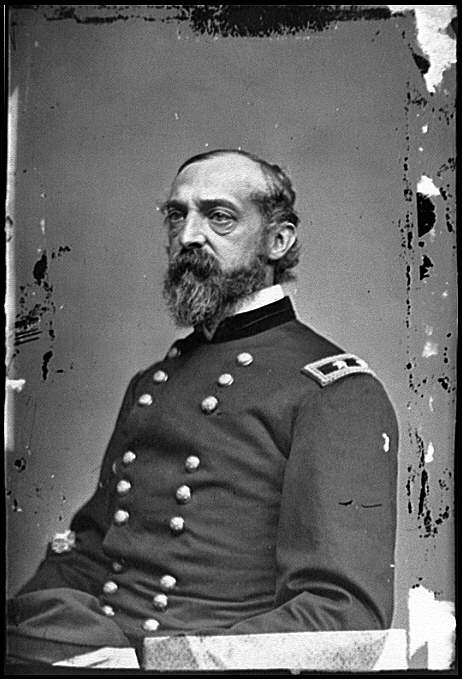 [Portrait of Maj. Gen. George G. Meade, officer of the Federal Army]